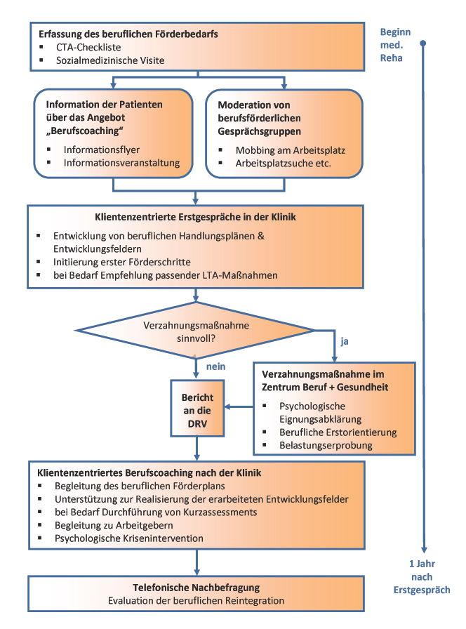 Praxisbeispiel Berufsorientierung - Berufscoaching im Rahmen der ...